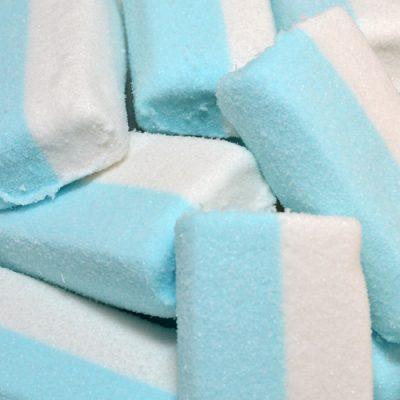 spekken blauw wit